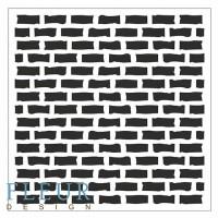 "Трафарет ""Стена"" 15,5х15,5 см"