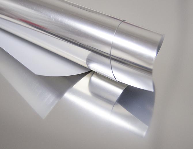 Пленка термотрансферная фольга (серебро) 25х25 см