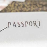 Надпись из термотрансферной пленки PASSPORT 8