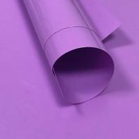 Пленка термотрансферная матовая (сиреневая) 25х25 см
