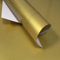 Пленка термотрансферная матовая (золото)