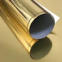 Пленка термотрансферная фольга (золото)